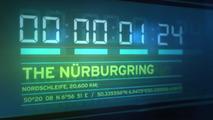 Lamborghini Huracan Performante Nürburgring teaser