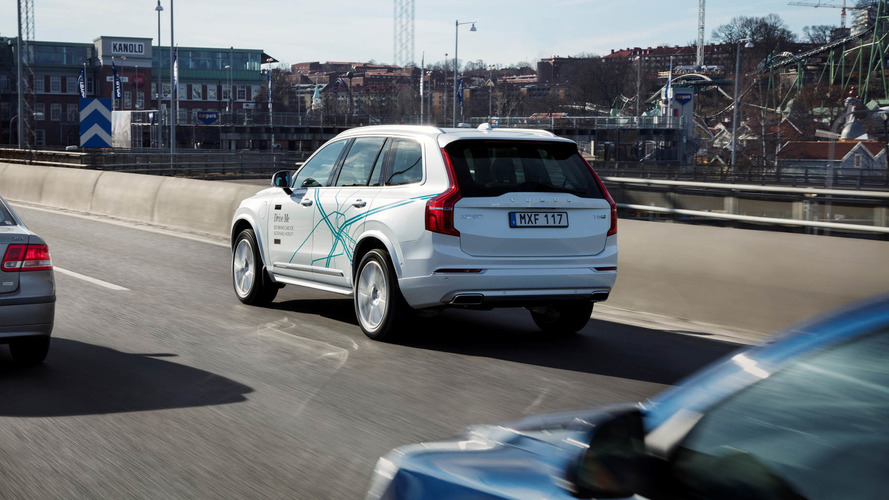 Volvo plans for an all electric and robot car future