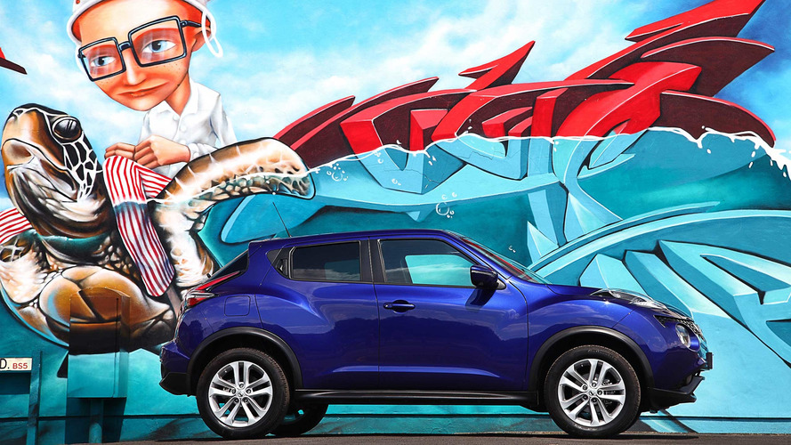 Second-gen Nissan Juke is still coming