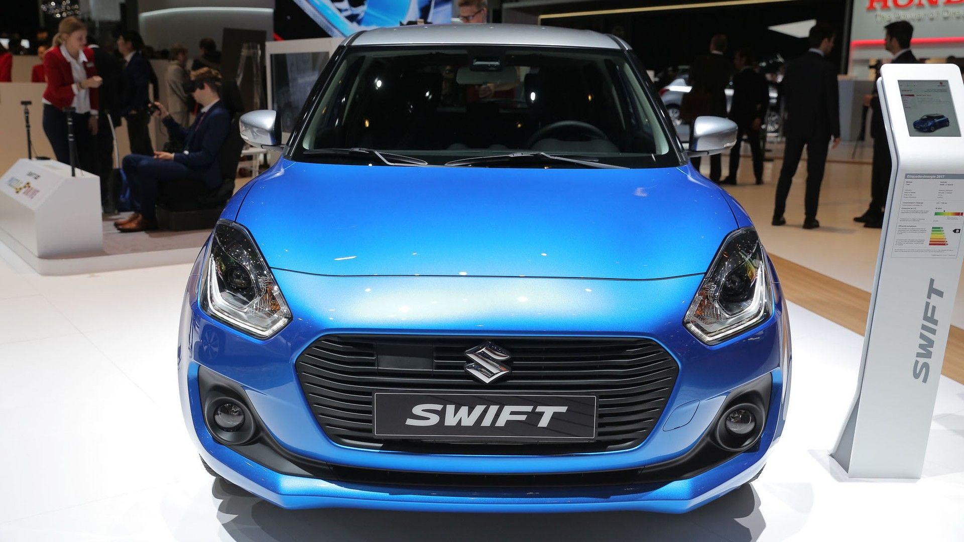 New Suzuki Swift Brings Da Funk For An Awd Hybrid Hatch 2000 Transmission Sd Sensor