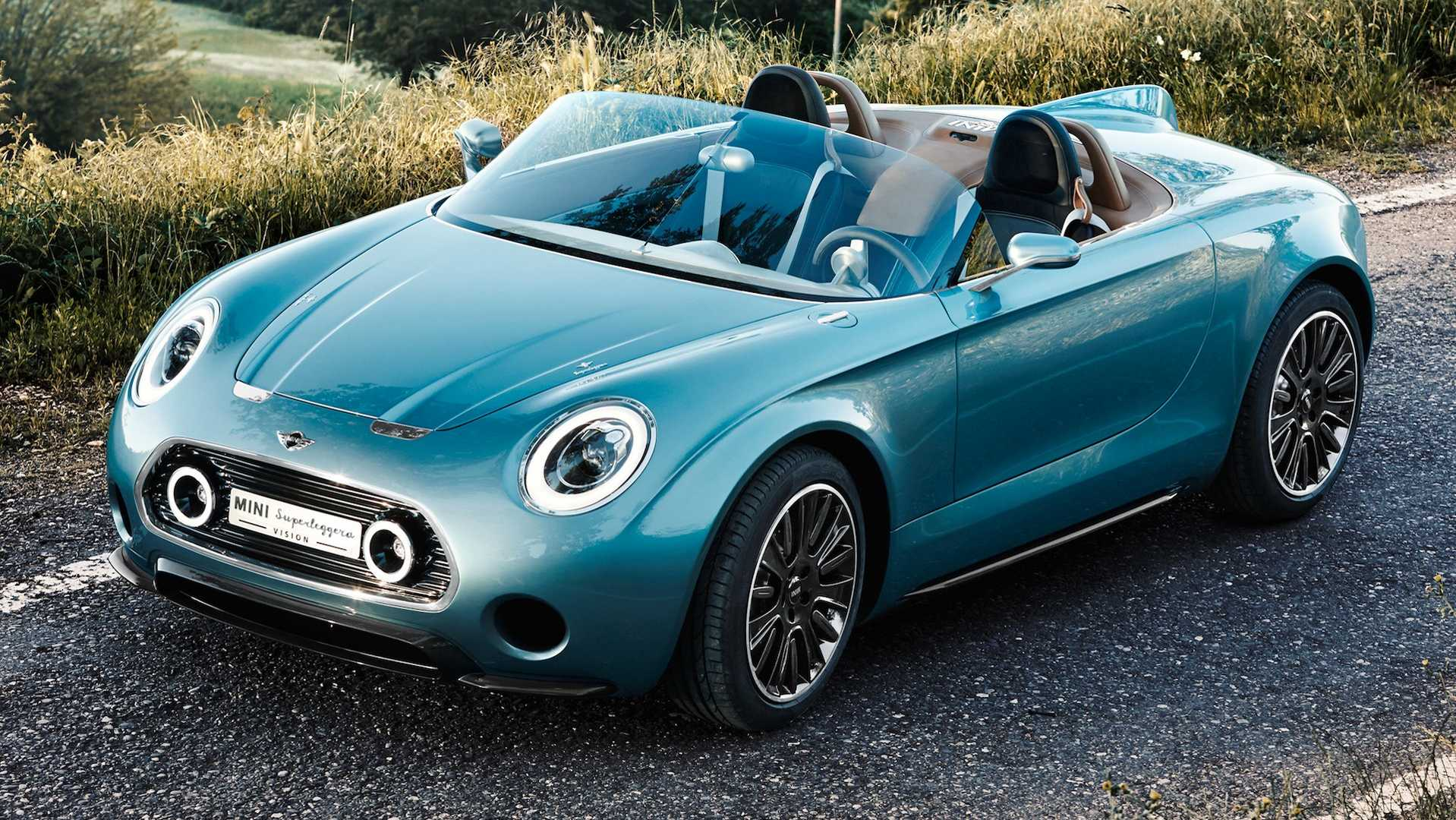 Mini Hints At Mid-Engined Sports Car
