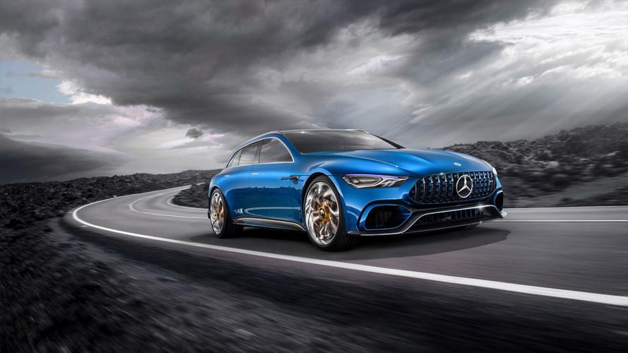 Mercedes-AMG GT Shooting Brake imaginé