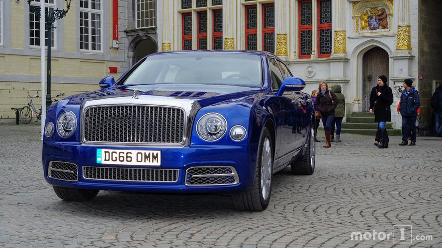 La future Bentley Mulsanne serait 100% électrique