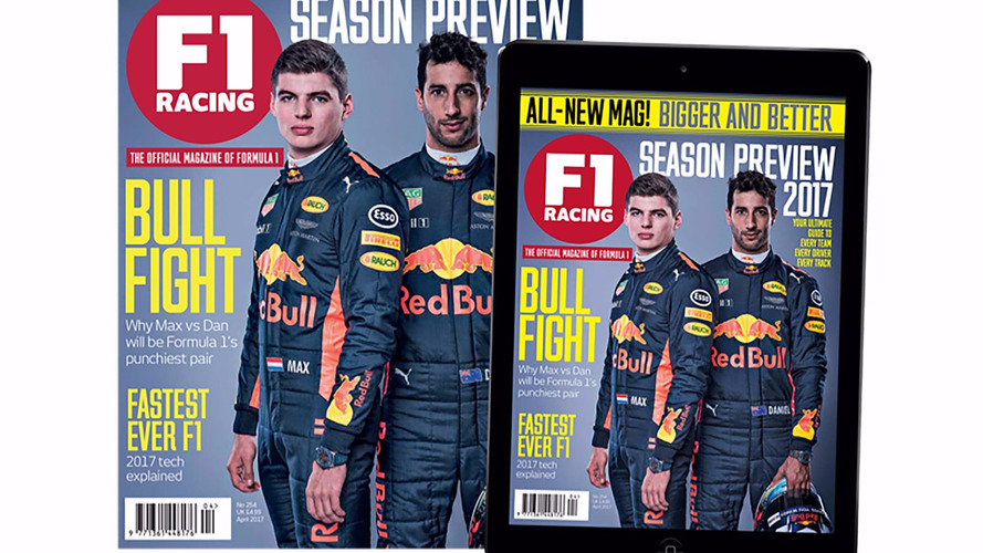 Motorsport Network fait évoluer le magazine F1 Racing