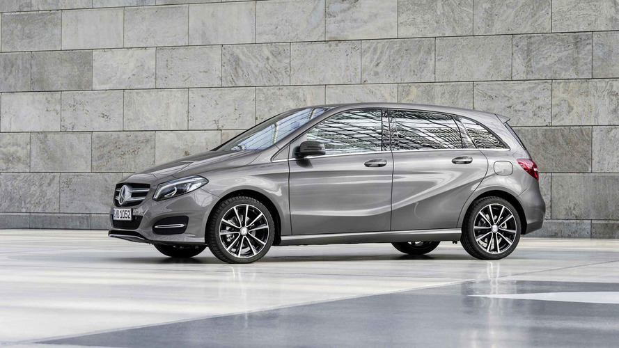 2017 mercedes benz b class review. Black Bedroom Furniture Sets. Home Design Ideas