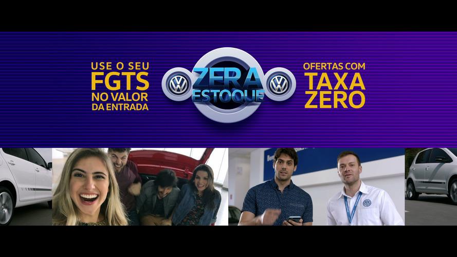 Saque do FGTS é o alvo de promoção da Volkswagen