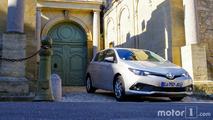 Essai Toyota Auris Hybrid