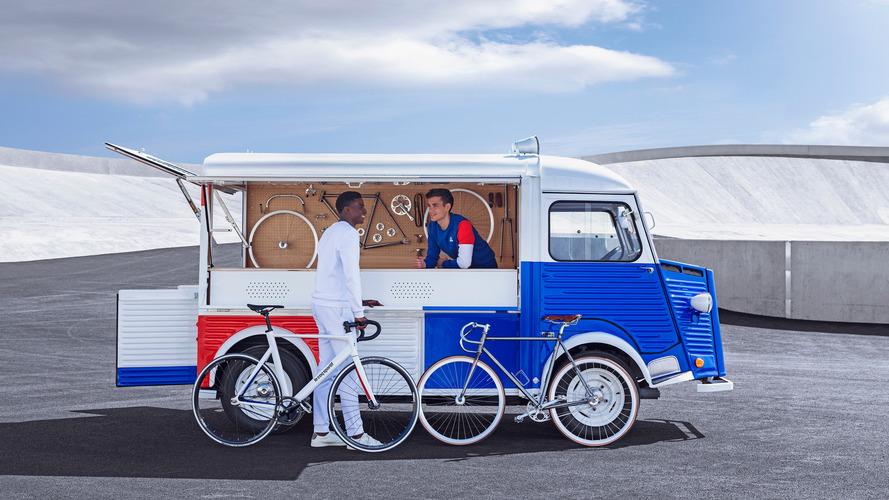 Kreatív módon ünnepli a Citroën a Type H furgon 70. születésnapját