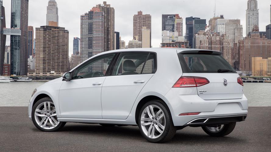 Volkswagen Golf 2019 ganha câmbio automático de 8 marchas nos EUA