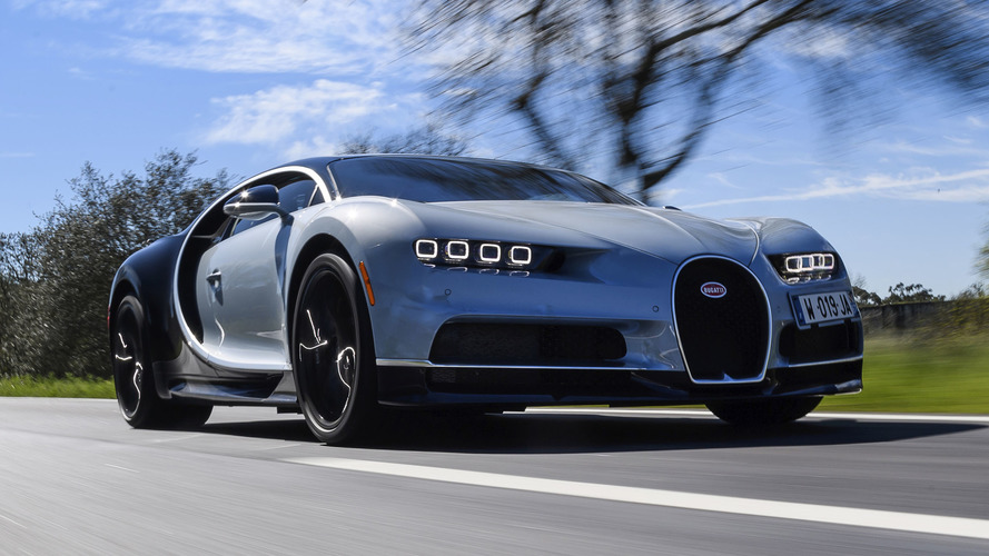 To Nobody's Surprise, The Bugatti Chrion Gets Crappy Fuel Mileage
