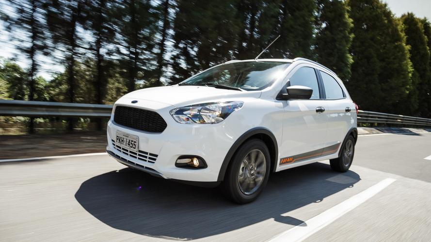 Ford Ka chega a 1 milhão de unidades produzidas no Brasil; relembre a trajetória