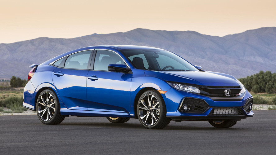 Honda Civic Si Sedan 2017 - Estados Unidos