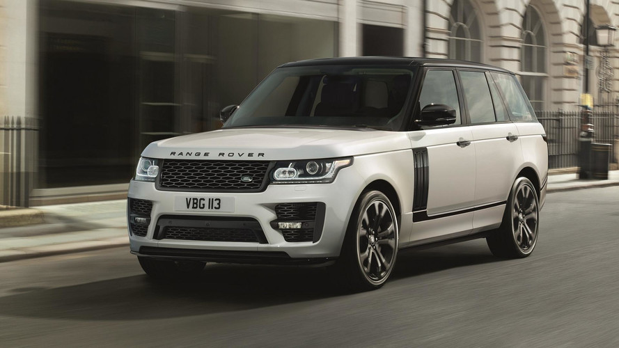 You Can Now Buy An Approved SVO Bodykit For Your Range Rover