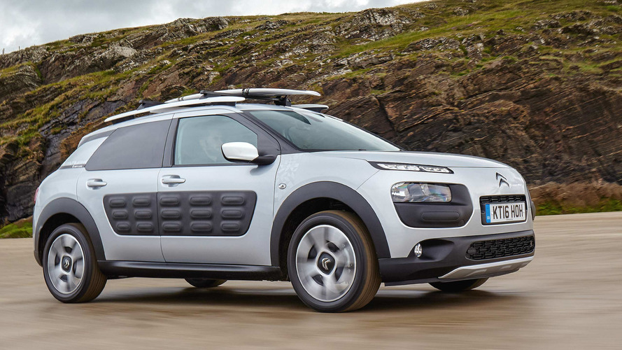 Citroën to kill off C4 Cactus after just one generation