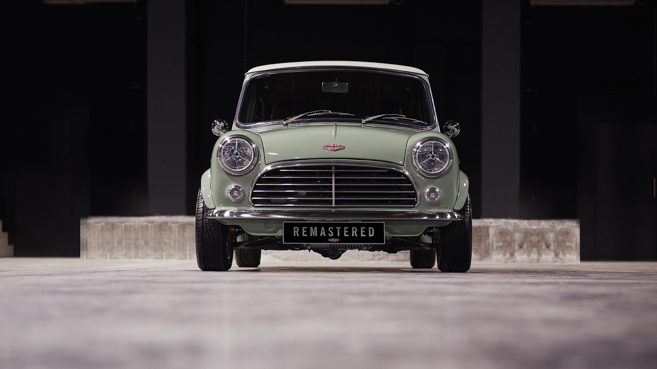 Mini Remastered, de David Brown