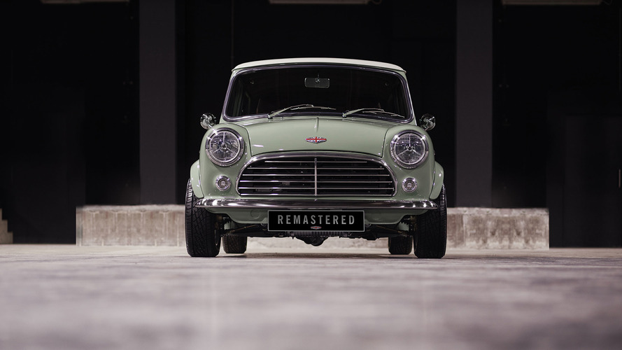 Classic Mini Reborn — With $62,000 Price Tag