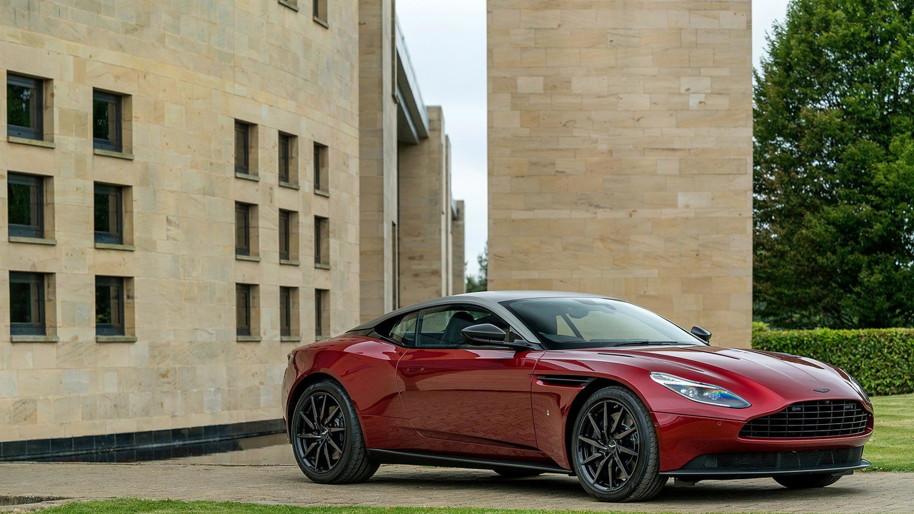 Aston Martin DB11 Henley Royal Regatta