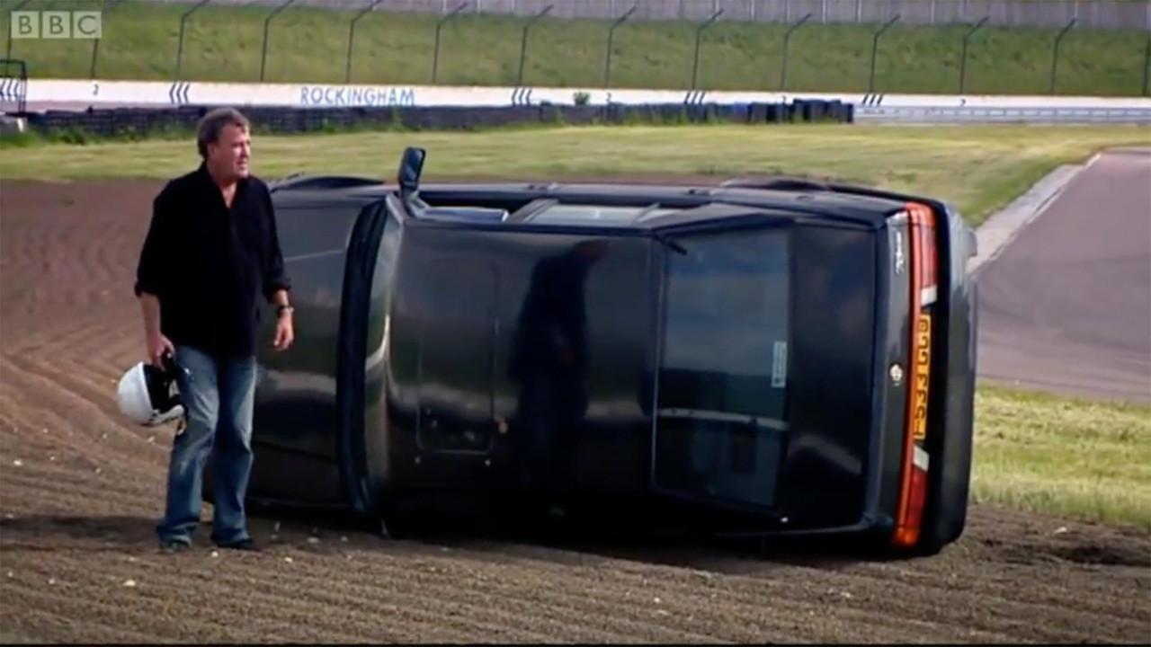 Top Gear Crash List