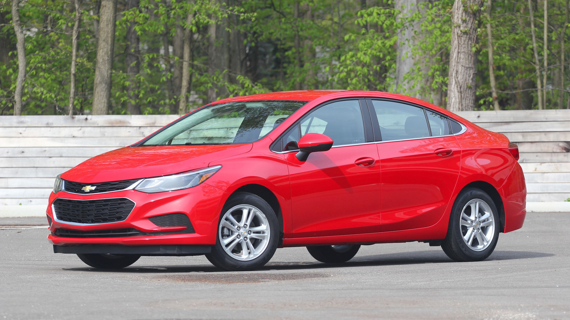 2017 Chevy Cruze Diesel Review Only Game In Town