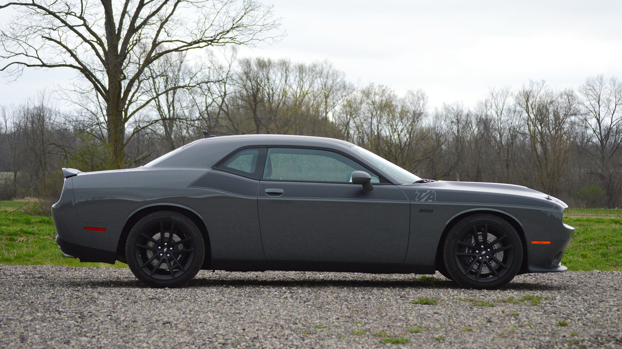 2017 Dodge Challenger T A 392 Review
