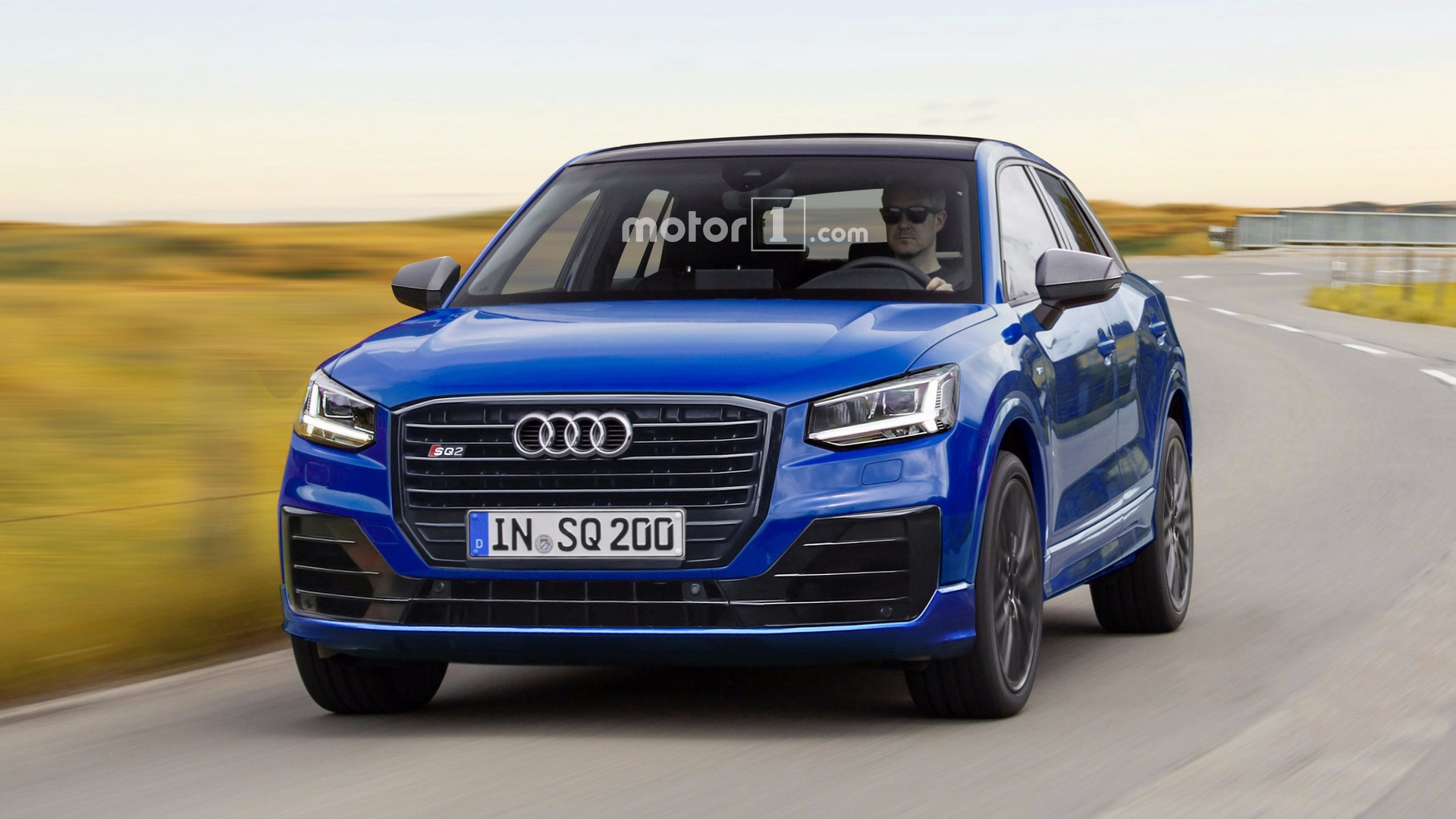 Audi Sq2 And Rs Q2 Renders Illustrate Plausible Future