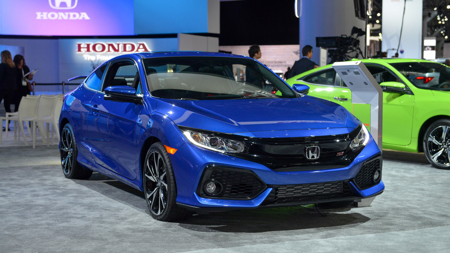 2017 Honda Civic Si New York