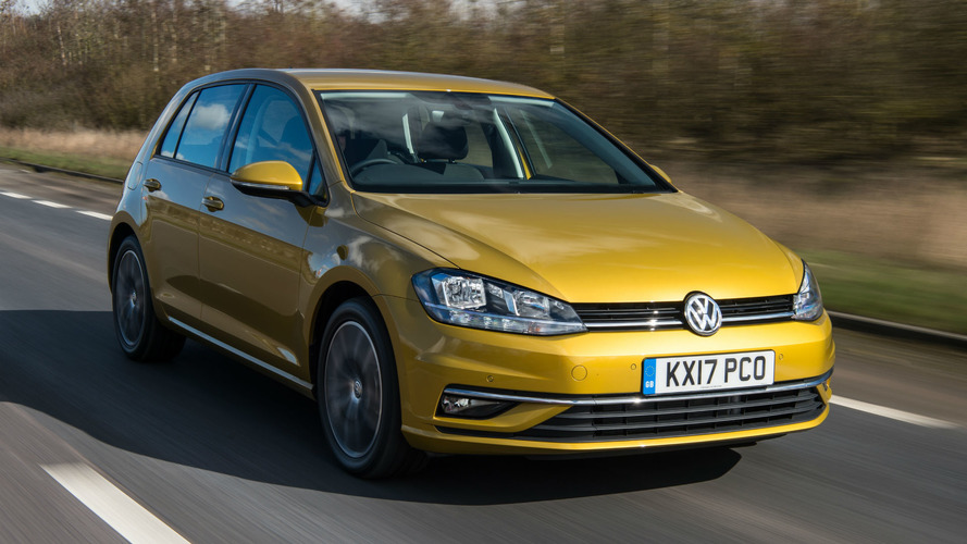 New Volkswagen Golf Offers £1000 Deposit Contribution On Low-Rate PCP