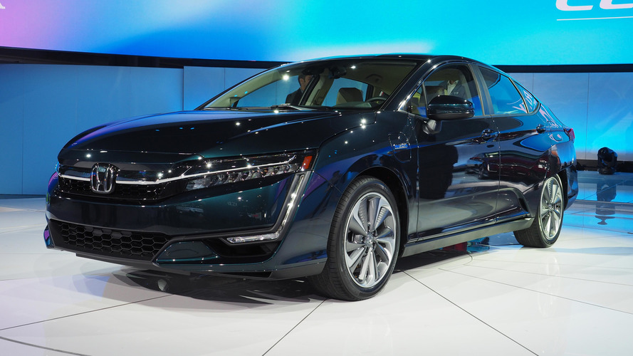 Honda Clarity Plug-In Hybrid Priced, Updated For 2020