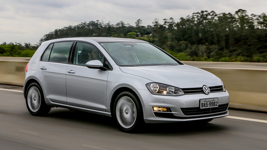 Recall: Volkswagen Golf tem 1.162 unidades convocadas no Brasil