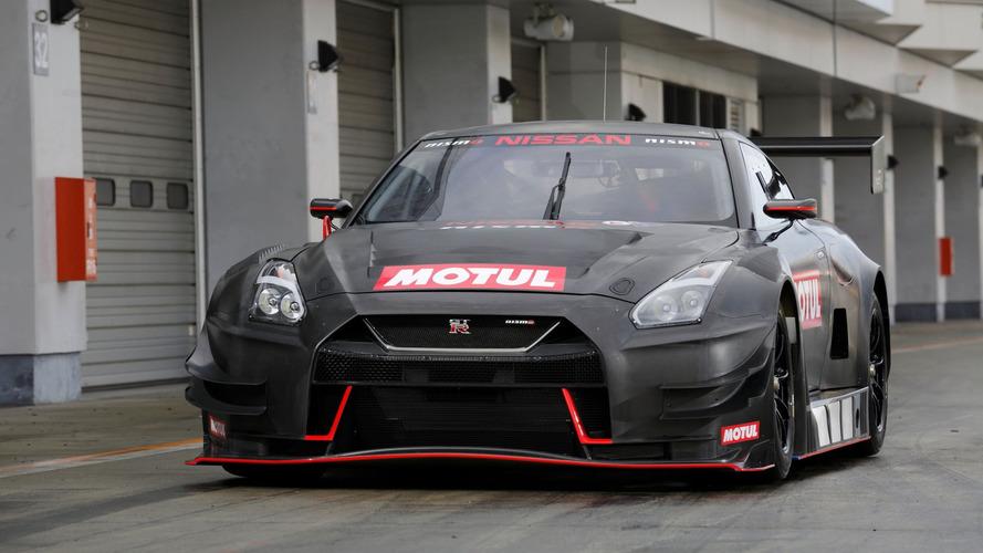 Premiers tests pour la nouvelle Nissan GT-R NISMO GT3