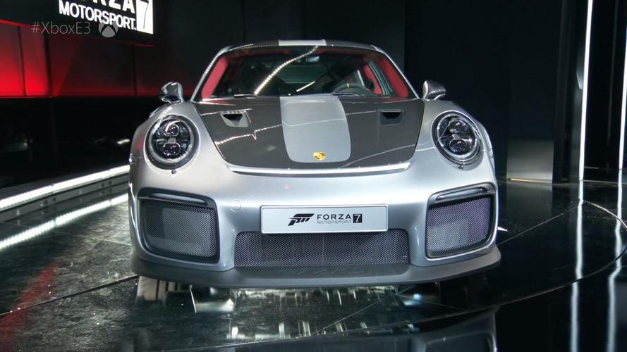 E3'te tanıtılan 2018 Porsche 911 GT2 RS
