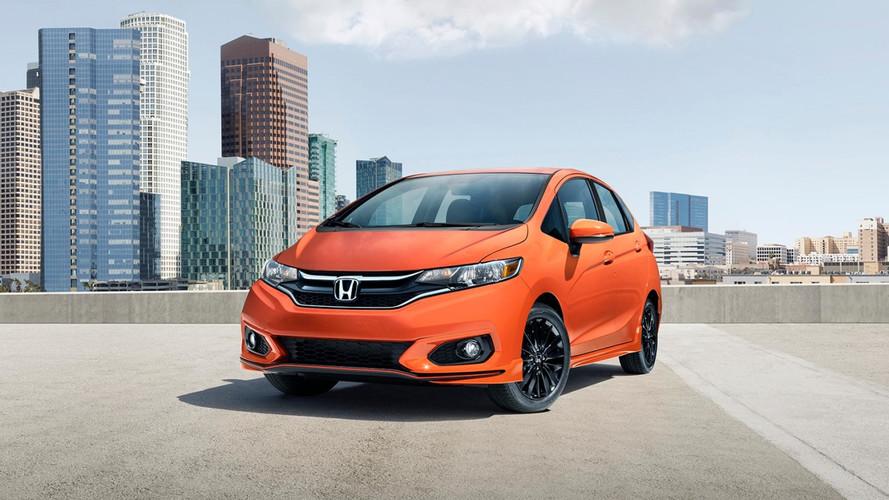 Honda Fit 2018 estreia nos EUA antes de chegar ao Brasil