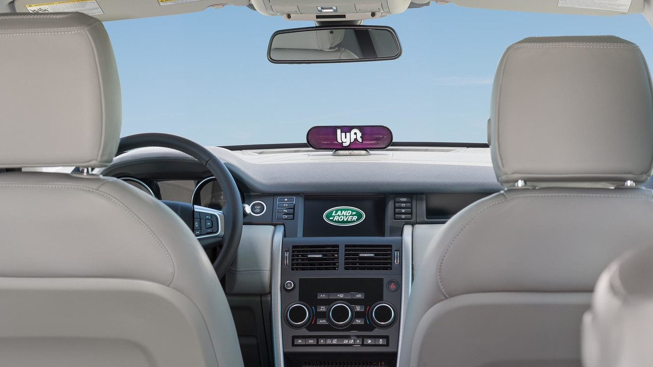 Jaguar Land Rover announces Lyft investment