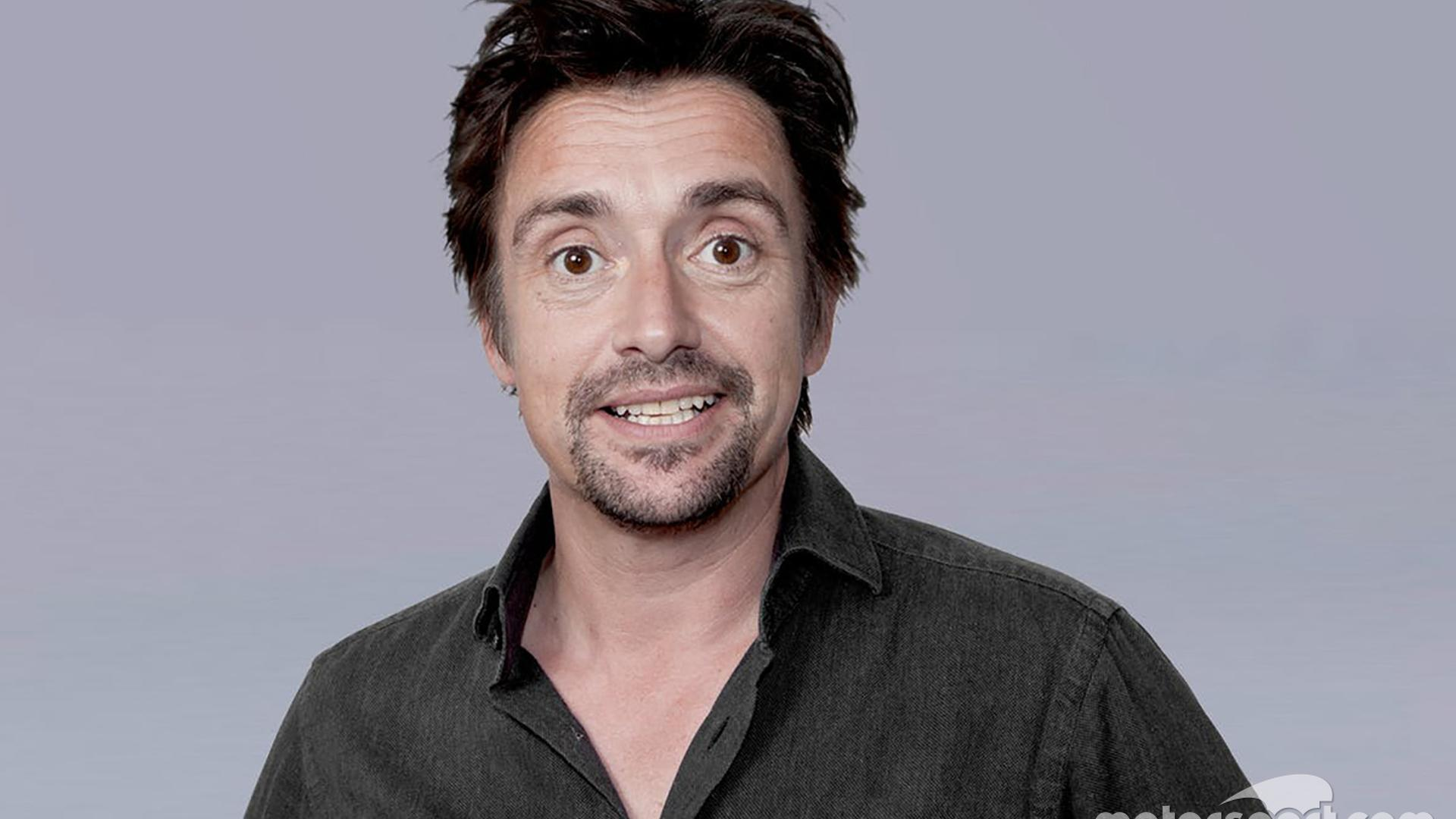 Richard Hammond grand tour