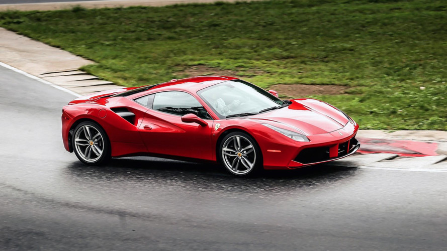 Ferrari's Twin-Turbo V8 Is The Best Engine In The World