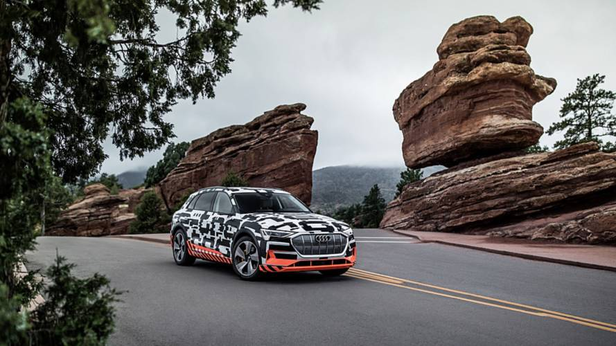 Audi e-tron 2019: primeros datos técnicos del SUV eléctrico de Audi