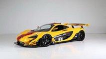 Satıştaki McLaren P1 GTR
