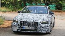Mercedes-AMG CLA 45 Spy Shots