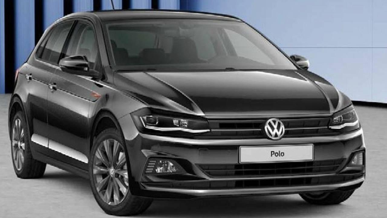 VW Polo Cooper Line