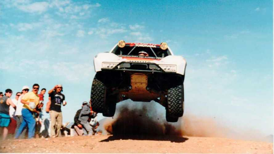 Toyota Ivan Stewart Desert Racing Truck