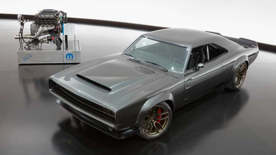 Dodge Charger получил 1000-сильный мотор Hellephant