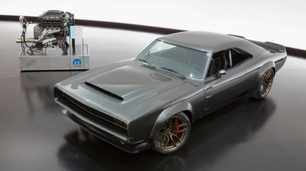 'Hellephant' revival engine with 1,000-bhp revealed in SEMA