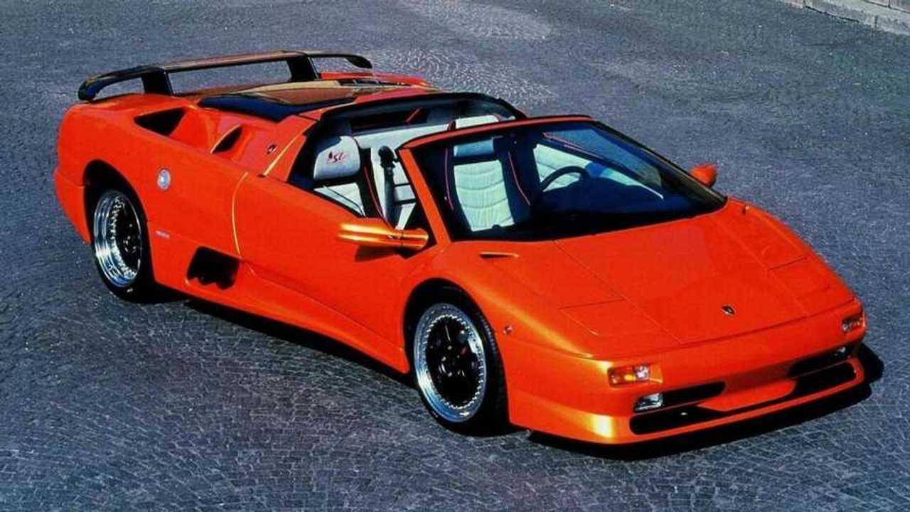5. Lamborghini Diablo