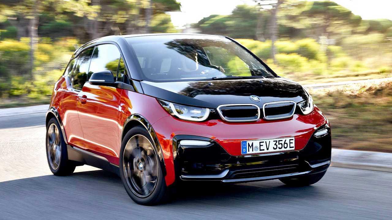 BMW i3s (94 Ah, 135 kW): 53,6 Cent/km