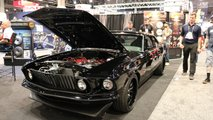 Ford Mustang Boss 429 Continuation Car
