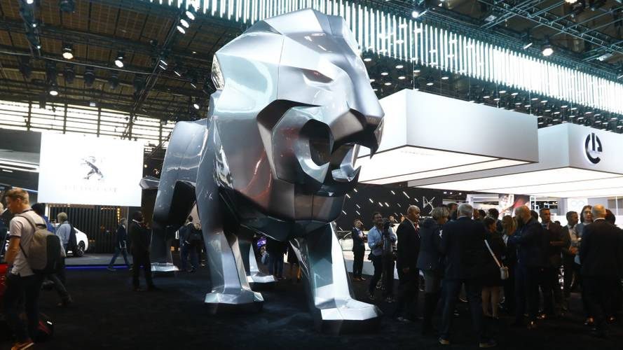 Peugeot al Salone di Parigi 2018