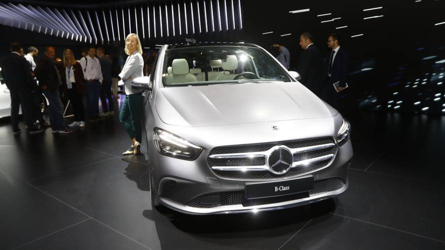 Mercedes-Benz al Salone di Parigi 2018