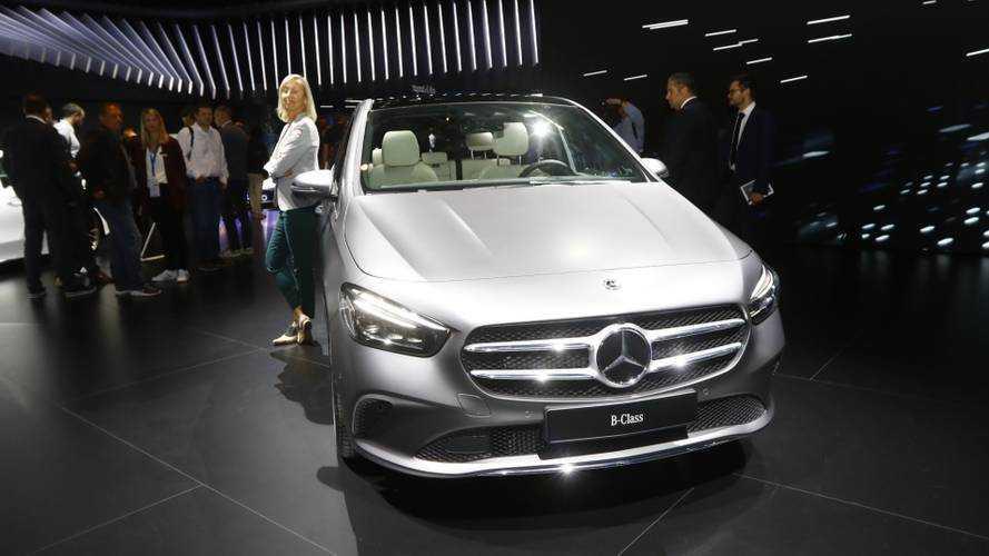 Mercedes-Benz на автосалоне в Париже