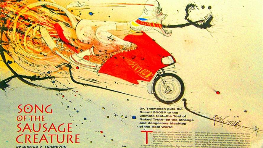"""Cycle World fires """"Song of the Sausage Creature"""" art director"""