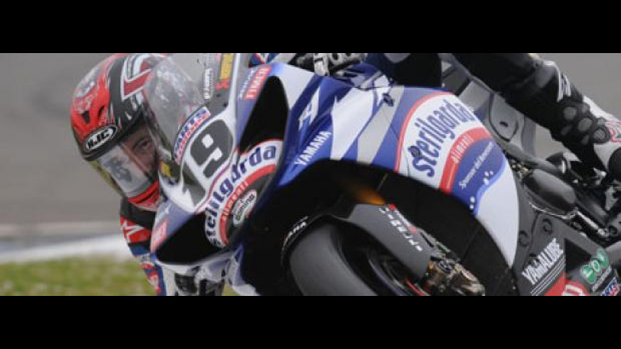 WSBK 2009, Donington: Yamaha over the top
